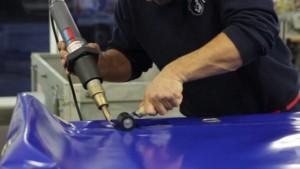 Produkcja plandek gumowanych