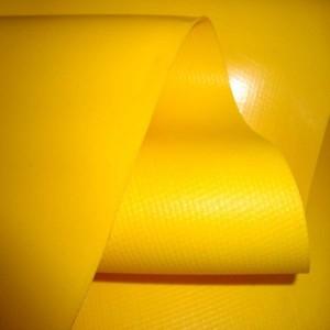 Plandeki żółte