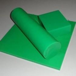 polietylen zielony - pręty, wałki, płyty