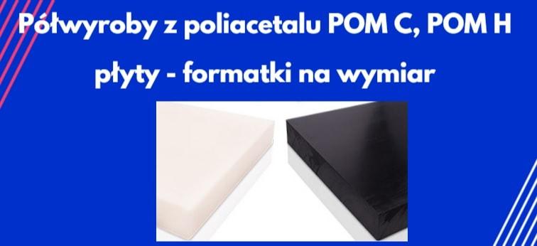 Płyty z poliacetalu