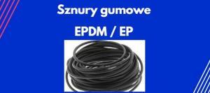 sznury gumowe EPDM