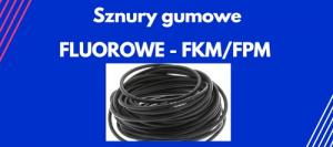 sznury gumowe fluorowe