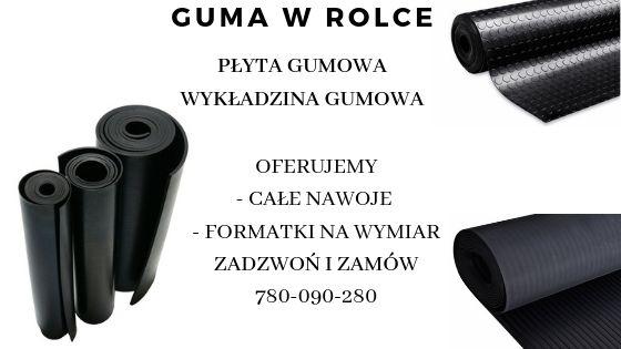 Nowoczesna architektura Guma w rolce - całe nawoje i formatki na wymiar- Enimat.pl XT98