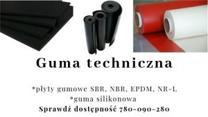 guma techniczna